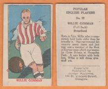 Brentford Willie Gorman Ireland